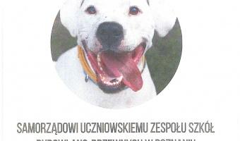 Podziękowania od Schroniska dla zwierząt w Poznaniu
